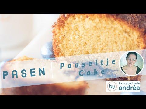 Paaseitjes cake