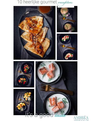 Wrap up 10 heerlijke gourmet recepten