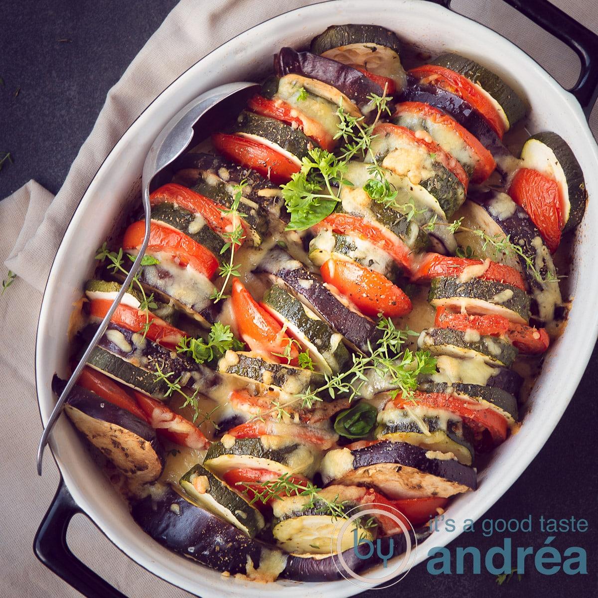 highlight Geroosterde groenten uit de oven