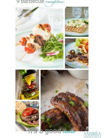 9 barbecue recepten
