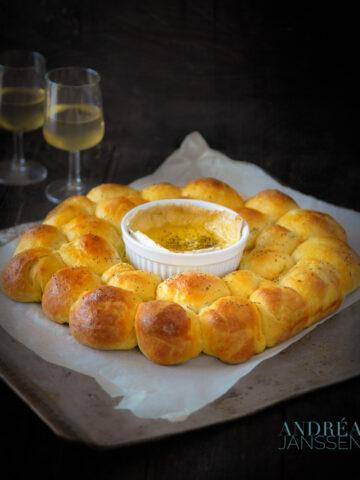 Dip en breek brood