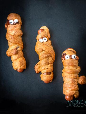 mummies om op te eten