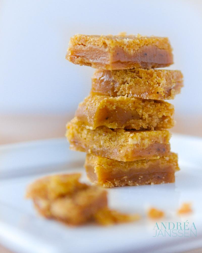 Karamel praline bonbons