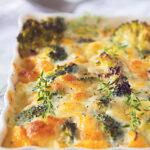 Pin Frittata met broccoli en Mozzarella