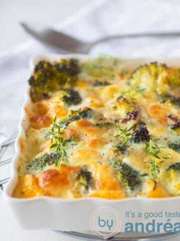 frittata met broccoli