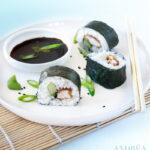 Kentucky sushi roll
