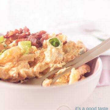Duitse aardappelsalade