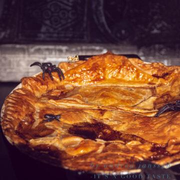 Halloween recept: Guinness en steak pie