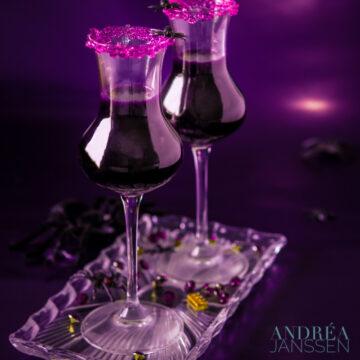 Halloween: heksen drank cocktail