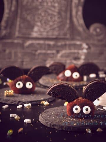 uitgelicht gezouten karamel chocolade truffels