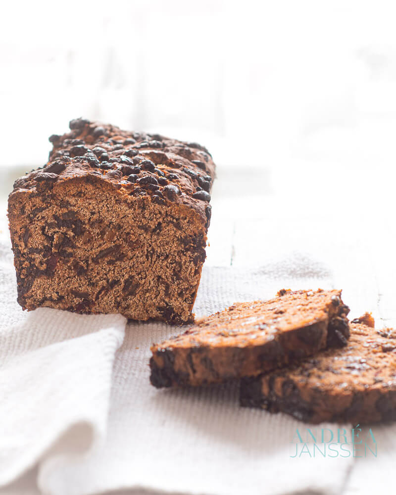 krenten en cranberry brood