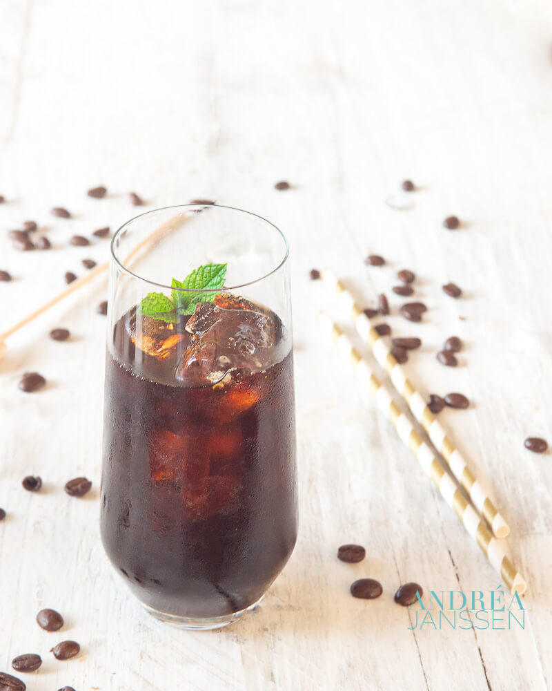 Mexicaanse ijskoffie rocks! - Mexican ice coffee rocks!