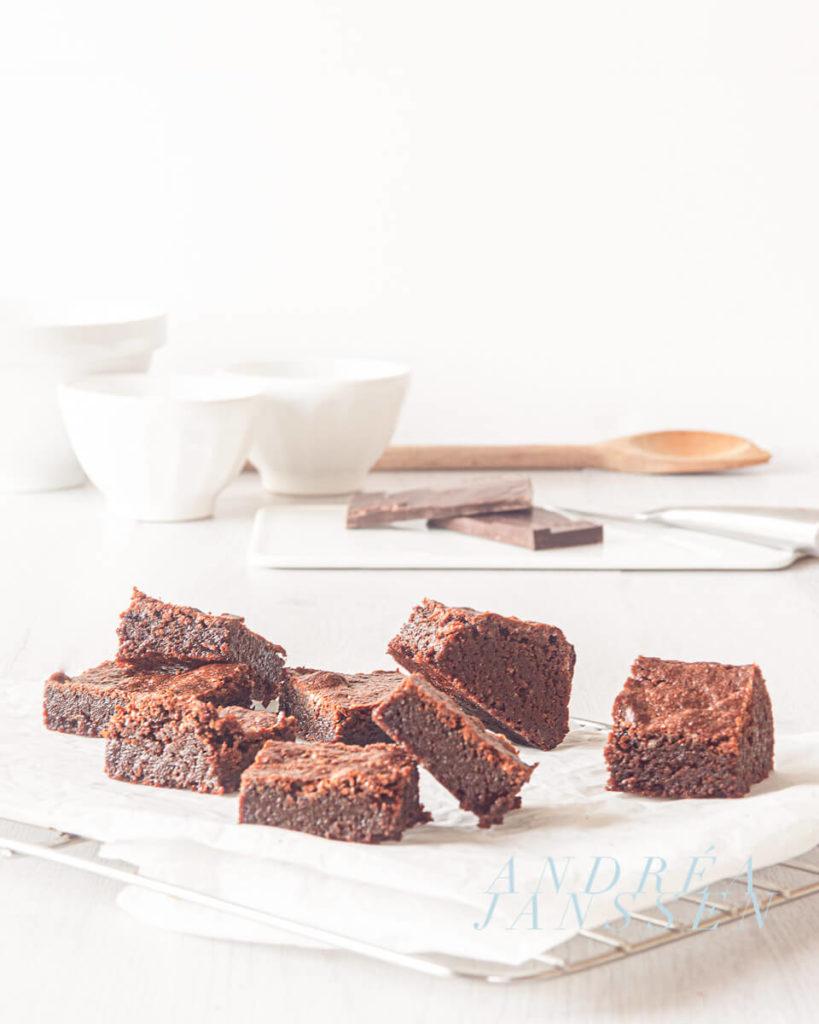 slow cooker brownie