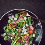 Tuinbonen salade