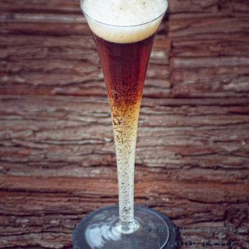 Bier cocktail